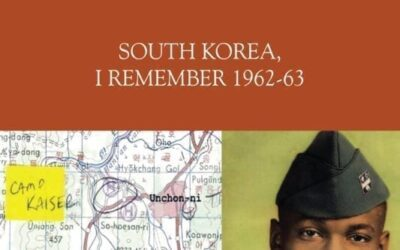 Unchon-ni South Korea, I Remember 1962-63