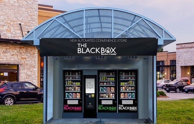 Black Box Pavilion