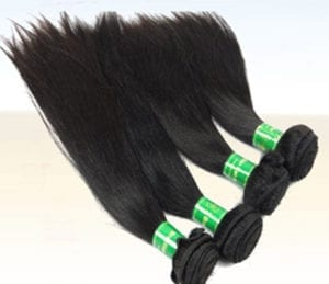 High quality brazilian straight hair NQB-S-13